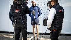 F1, GP Emilia Romagna: il look imbarazzante di Latifi