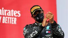 F1, GP Emilia Romagna: Lewis Hamilton (Mercedes)