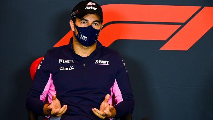 F1, GP Emilia Romagna: Sergio Perez (Racing Point)