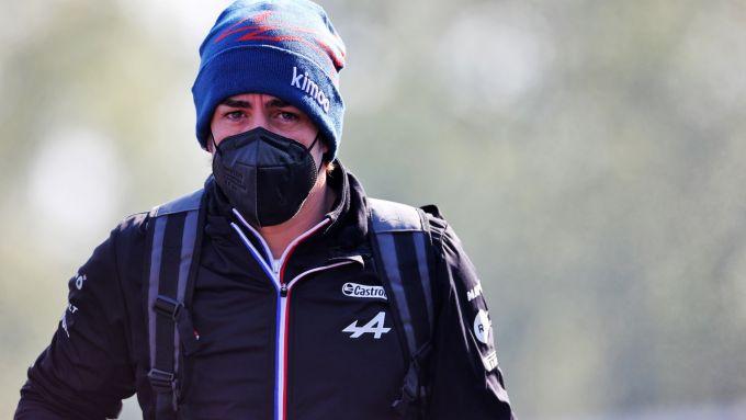 F1, GP Emilia Romagnas 2021: Fernando Alonso (Alpine)