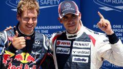 """Maldonado: """"Quello che sta vivendo Vettel in Ferrari non è semplice"""""""