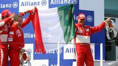 """Amarcord Irvine: """"Tutti i team volevano Schumacher"""""""