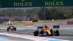 F1 GP Francia 2019, Carlos Sainz e Lando Norris