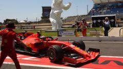 F1 GP Francia 2019, Charles Leclerc (Ferrari)