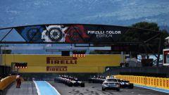 F1 GP Francia 2019, la partenza