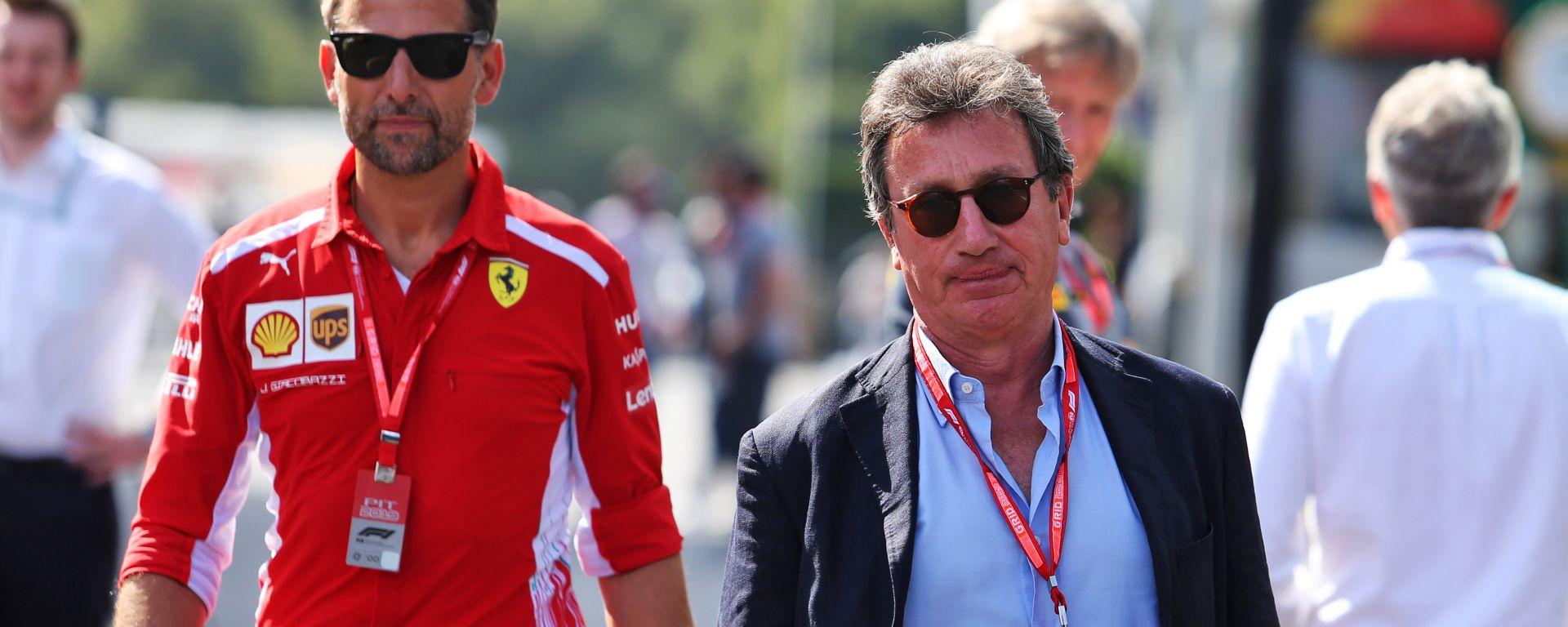 F1 GP Francia 2019, Le Castellet: Louis Camilleri (Ferrari)
