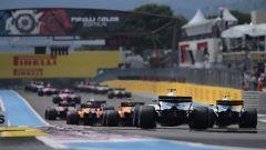 F1 GP Francia 2019: orari, meteo, risultati prove, qualifiche e gara