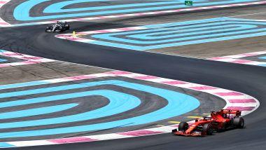 F1 GP Francia 2019, Paul Ricard: Sebastian Vettel (Ferrari)