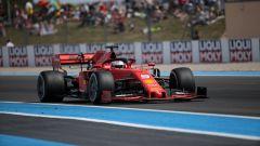 F1 GP Francia 2019, Sebastian Vettel (Ferrari)