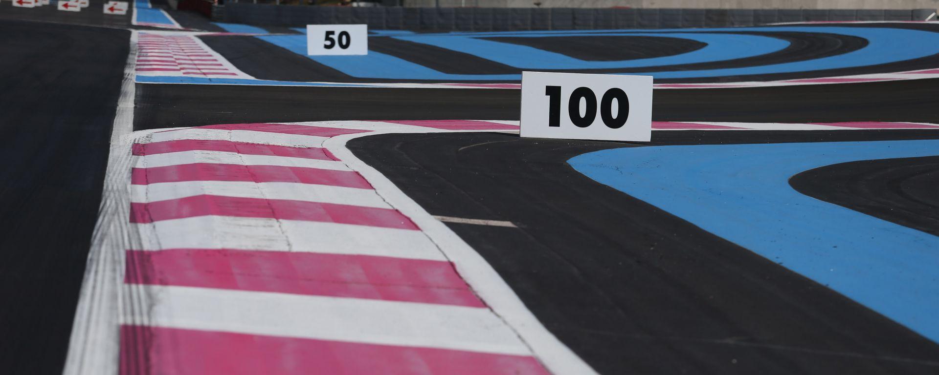 F1 GP Francia 2021, Le Castellet: atmosfera del circuito