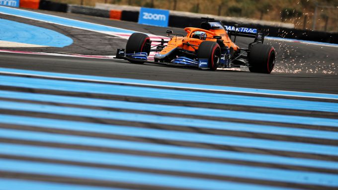 F1 GP Francia 2021, Le Castellet: Daniel Ricciardo (McLaren F1)