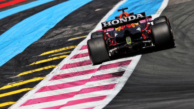F1 GP Francia 2021, Le Castellet: Max Verstappen (Red Bull Racing)
