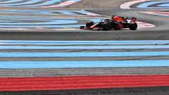 F1 GP Francia 2021, PL3: Verstappen vola verso la pole