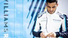 F1 GP Francia 2021, Le Castellet: Roy Nissany (Williams)
