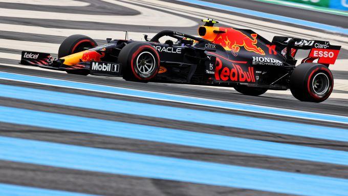 F1 GP Francia 2021, Le Castellet: Sergio Perez (Red Bull Racing)
