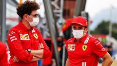 Il problema irrisolvibile (per ora) della Ferrari
