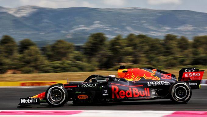 F1, GP Francia 2021: Max Verstappen (Red Bull)