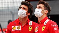 F1, GP Francia 2021: sguardi rivolti al jet man disperso