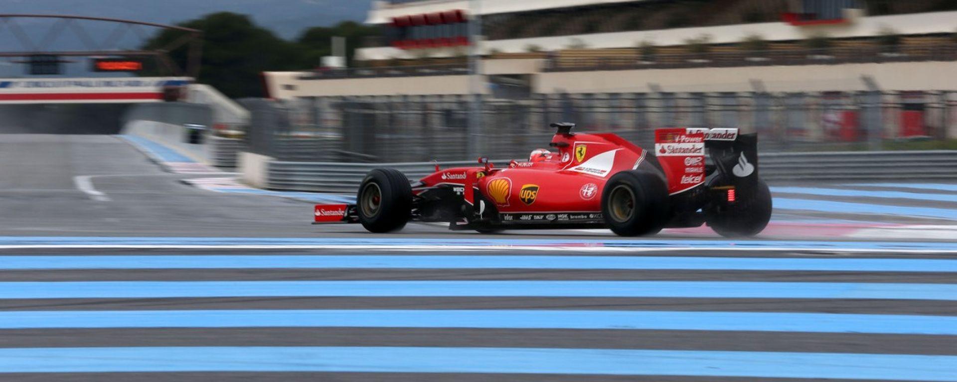 F1 GP Francia