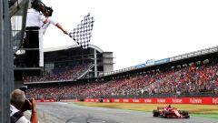F1 GP Germania 2018, Hockenheim: Sebastian Vettel (Ferrari)
