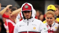 F1 GP Germania 2019, Antonio Giovinazzi (Alfa Romeo)