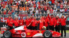 """Schumacher: """"Voglio rivivere il binomio di mio padre con Ferrari"""""""