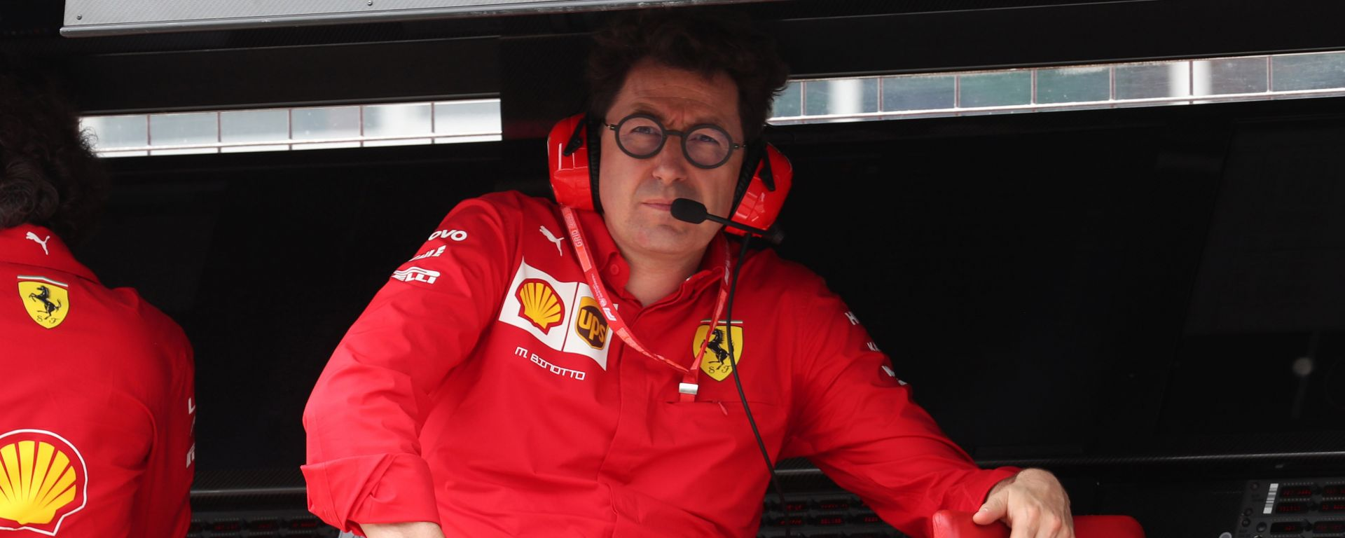 F1 GP Germania 2019, Mattia Binotto (Ferrari)