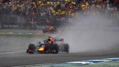 F1 GP Germania 2019, cronaca: Verstappen, Vettel, Kvyat
