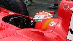 F1 GP Germania 2019, Mick Schumacher alla guida della Ferrari F2004 di papà Michael - 6