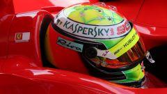 F1 GP Germania 2019, Mick Schumacher alla guida della Ferrari F2004 di papà Michael - 8