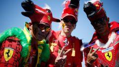 F1 GP Germania - I fan