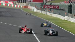 F1 su YouTube: il capolavoro di Kimi a Suzuka 2005