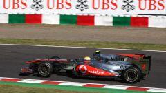 Vorresti avere la McLaren che fu di Hamilton? Ecco l'occasione