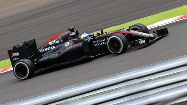 F1 GP Giappone 2015, Suzuka: Fernando Alonso (McLaren-Honda)