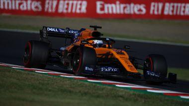 F1, GP Giappone 2019: Carlos Sainz (McLaren)