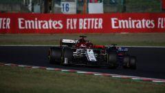 F1: Alfa Romeo a bocca asciutta, Raikkonen annoiato
