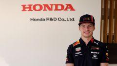 """Suzuka, Verstappen: """"Domenica l'obiettivo è il podio"""""""