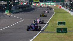 F1: GP Giappone, bandiera sventolata in anticipo