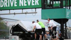 F1, GP Giappone 2019: preparativi in vista del passaggio del tifone Hagibis