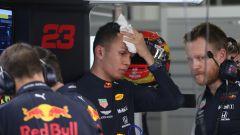F1 GP Giappone 2019, Suzuka: Alex Albon (Red Bull)
