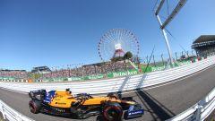 F1 GP Giappone 2019, Suzuka: Carlos Sainz (McLaren)
