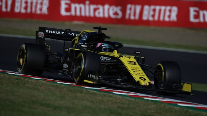 GP Giappone 2019: Racing Point reclama contro Renault nel post gara