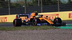 F1 GP Giappone 2019, Suzuka: Lando Norris (McLaren)