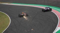 F1 GP Giappone 2019, Suzuka: Max Verstappen (Red Bull) in pista