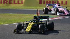 F1 GP Giappone 2019, Suzuka: Nico Hulkenberg (Renault)