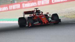 F1 GP Giappone 2019, Suzuka: Sebastian Vettel (Ferrari)