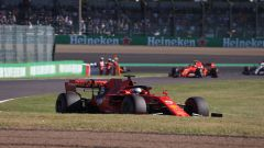 F1 GP Giappone 2019, Suzuka: Sebastian Vettel (Mercedes)