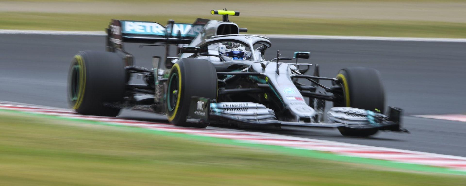 F1 GP Giappone 2019, Suzuka, Valtteri Bottas (Mercedes)