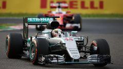 F1 GP Giappone, Hamilton contro Vettel