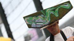 F1 GP Giappone, Suzuka, un tifoso
